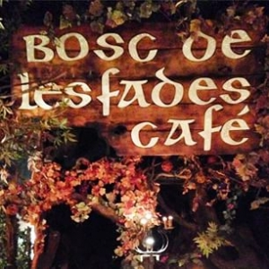 Acertou quem disse que o nome do bar em Barcelona era o Bosc de les Fades!