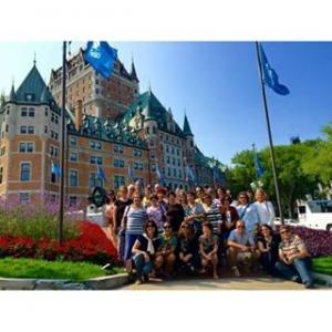 Quebec, a cidade mais antiga do país !  #adoroviajarcomanovatour  #gruponovatour #agosto2015 #canad