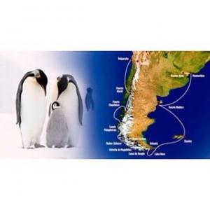 Grupo Novatour! Cruzeiro de 14 noites - Patagônia Saída 26 de março 2016 Para maiores informaçõ